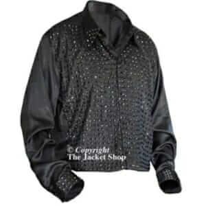Neil Diamond Black Shirt