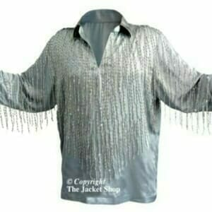 Neil Diamond Sparkling Shirt