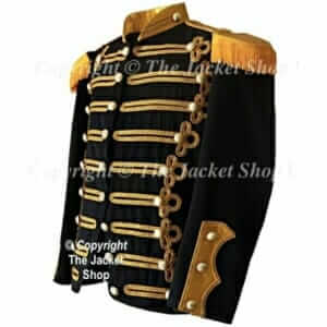 Military Parade Band Jackets