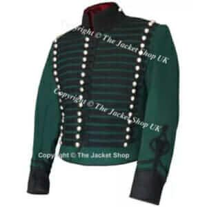 Richard Sharpe's 95th Rifles Military Jacket