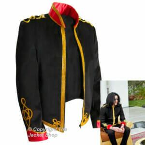 Michael Jackson Bahrain Military Jacket
