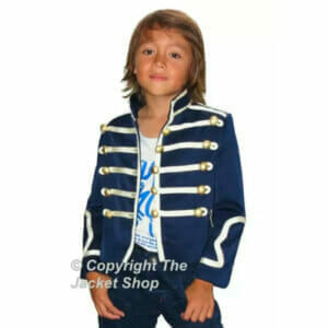 Kids Military Jackets (Tailor Made)