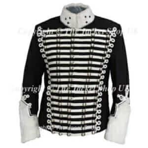 Hussars Prussian Secret Police Pelisse - Jacket