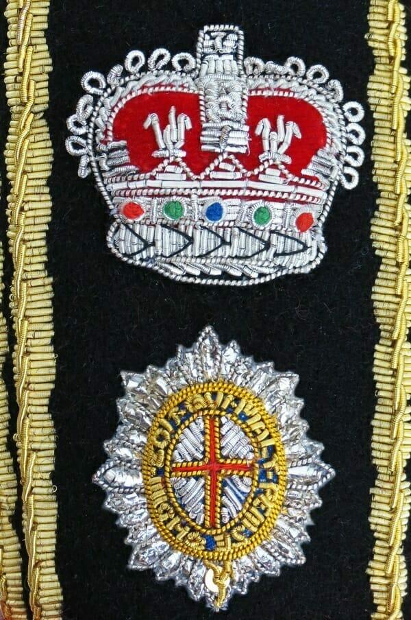 Coldstream guards insignia