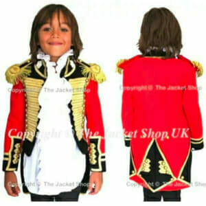 Regency Style Page Boy's Uniform - as worn at the Royal Wedding