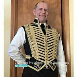 Adam-Ant-Waistcoat – Hussars-Military-Jacket