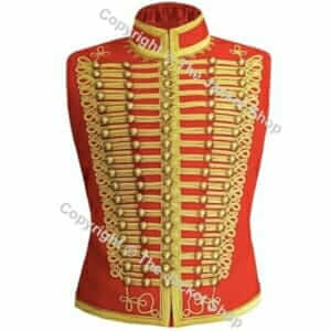 Light-Cavalry-Officer-Military-Waistcoat