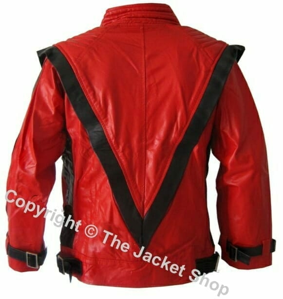 rear view MJ Jacket