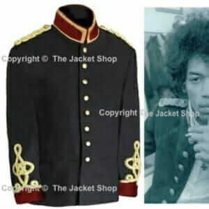 Jimi Hendrix Jacket
