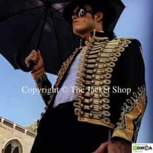 Michael Jackson Hussars Jacket