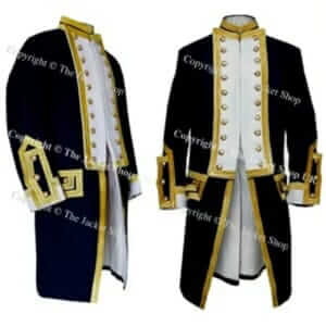 Royal Captains Frock Coat