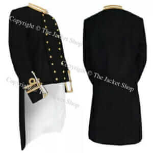 Naval Captains Frock Coat, Tailcoat