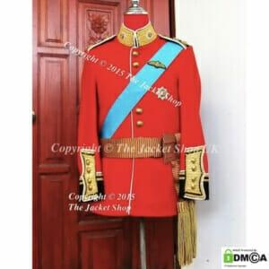 Irish Guards Guards Tunic