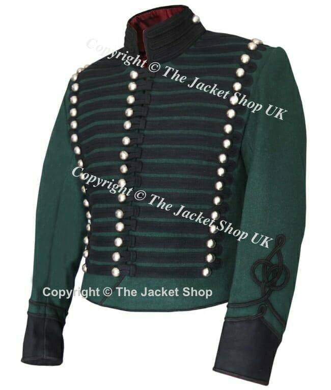 Richard Sharpe Military Jacket