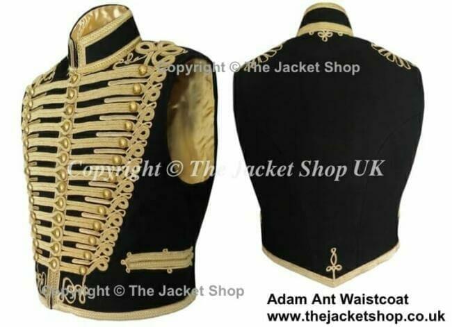 Adam Ant Waistcoat