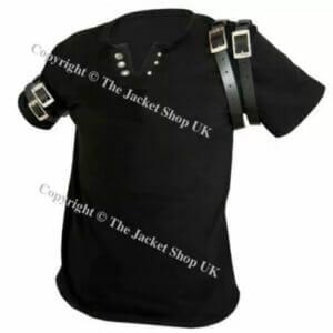 Michael Jackson BAD Buckle Shirt