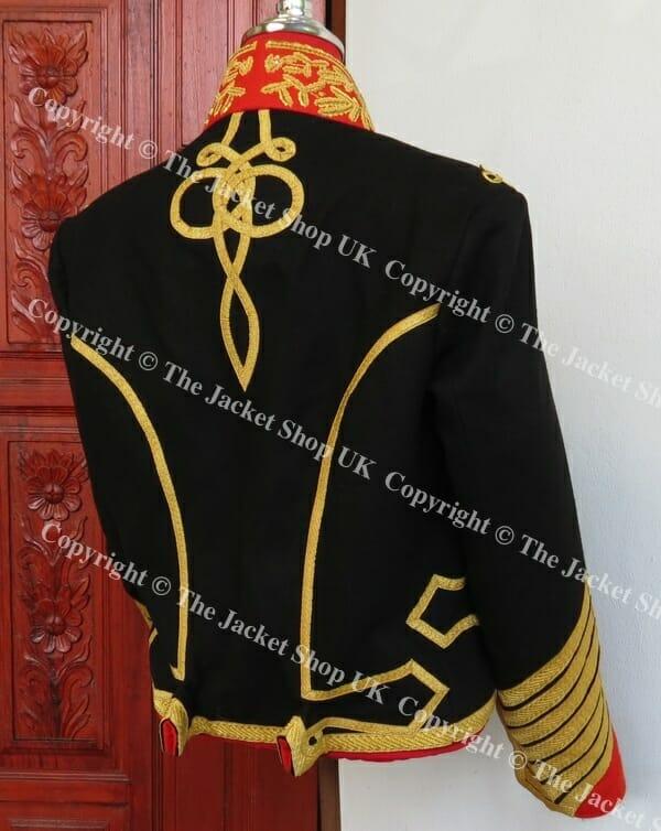 french%20revolution%20clothing/Chasseur aU0300 Cheval De La Garde Dolman Tunic.jpg