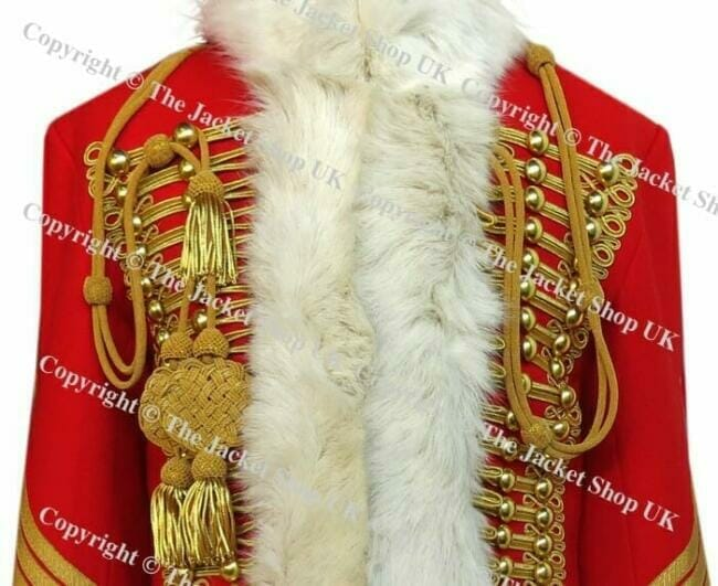 French-1st-Empire-Colonel-Major-of-the-Chasseurs-a-Cheval-of-the-Guard/French%20cavalry%20white%20pelisse/French%201st%20Empire%20Cavalry%20Pelisse-detail.jpg