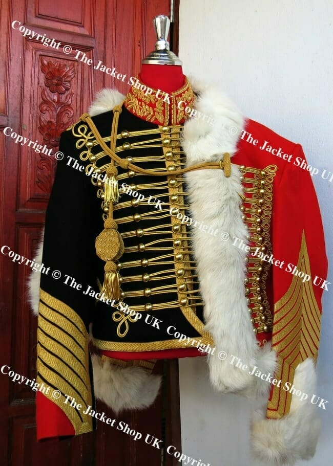 French Cavalry Tunic and Pelisse Set - Chasseur a Cheval