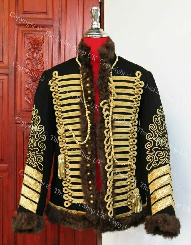 exact replication of jimi hendrix jacket