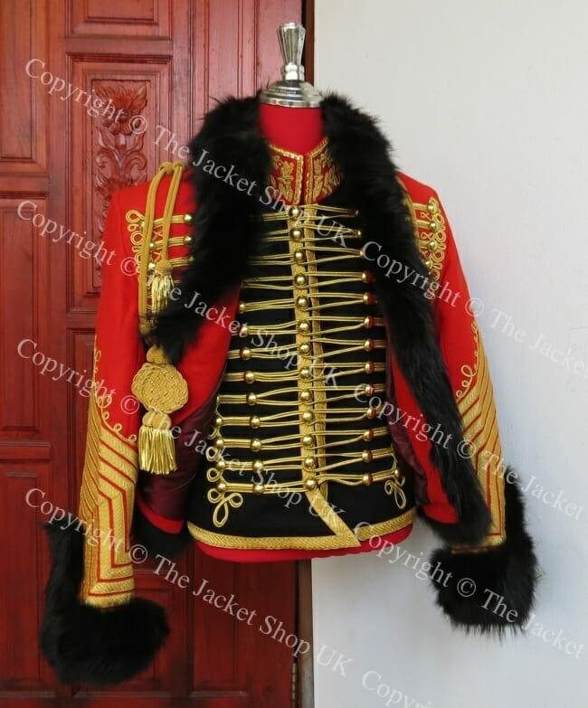 French-Imperial-Guard-Chasseur-U00e0-cheval-de-la-garde-dolman-tunic-pelisse/Dolman%20pelisse/Chasseur%20aU0300%20Cheval%20De%20La%20Garde%20Dolman%20and%20Pelisse.jpg