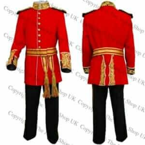 General A.W. Thorneycroft British Victorian Generals Uniform