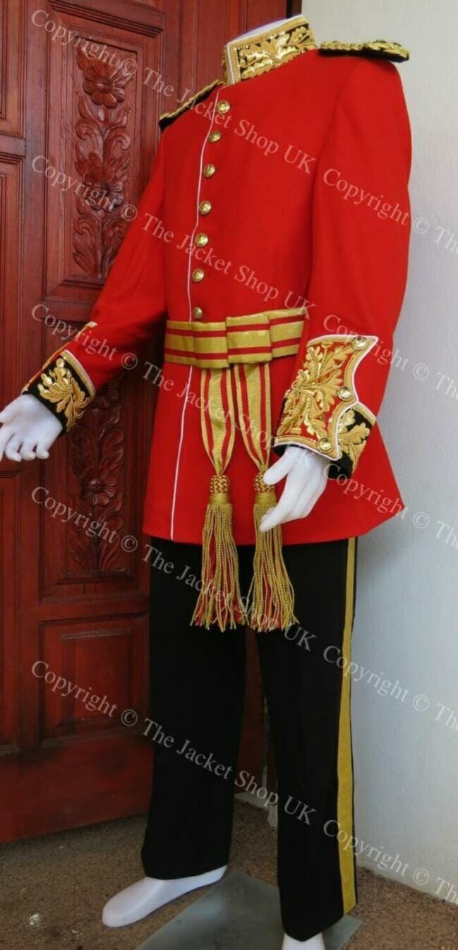 General A.W. Thorneycroft Uniform