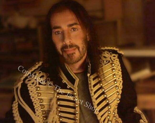 Steve Jameson wearing our hussars dolman