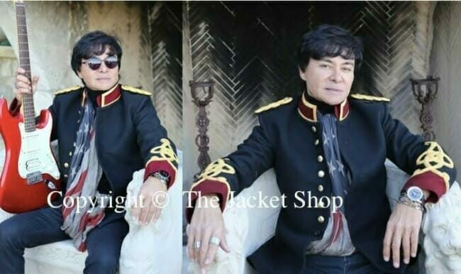 buy Jimi Hendrix Jacket - customer photo
