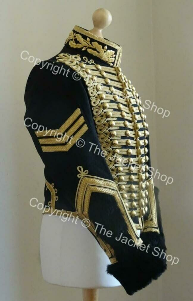 Hussars Dolman Side View