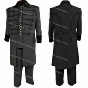 Alexander Corvinus Underworld Coat Wedding Uniform
