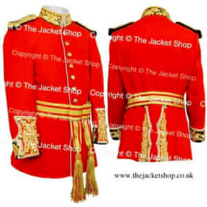 General A.W. Thorneycroft British Victorian Tunic - Jacket