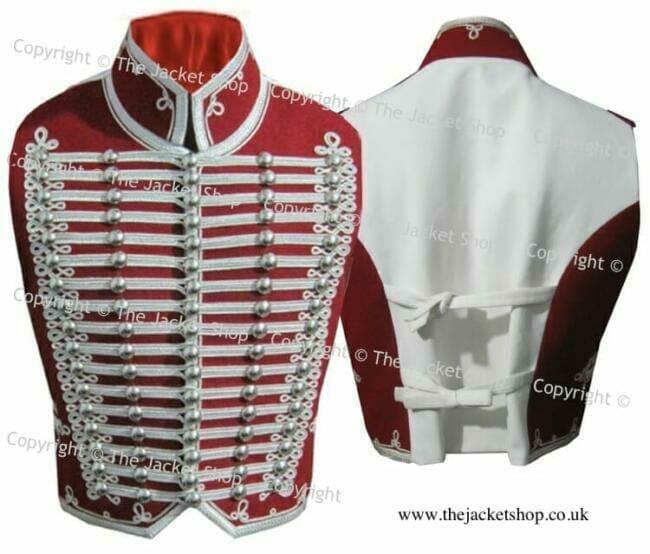 Cavalry Military Waistcoat