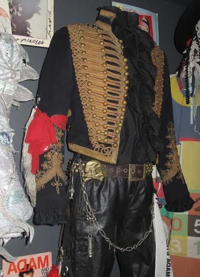 adam ants original jacket