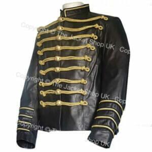 Jimi Hendrix John Varvatos 'Style ' Leather Jacket