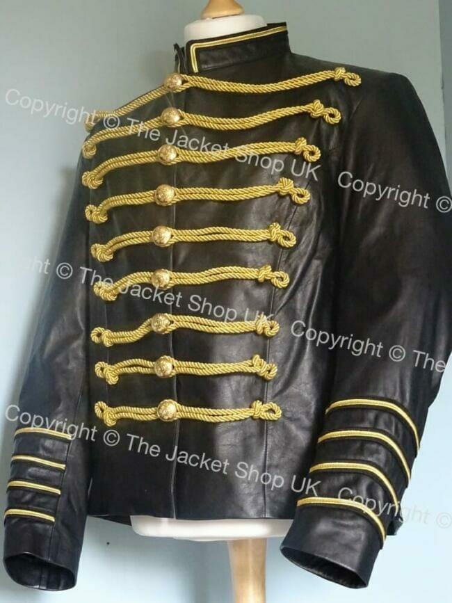 Hendrix Style Jacket
