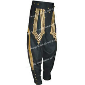Embroidered Military Trousers Hussars