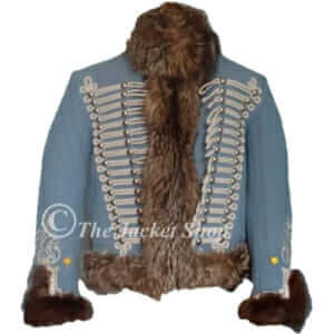 Hussars Wedding Pelisse in any Colour