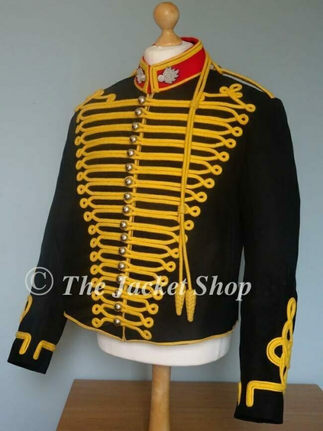 Kings Troop Officers Jacket