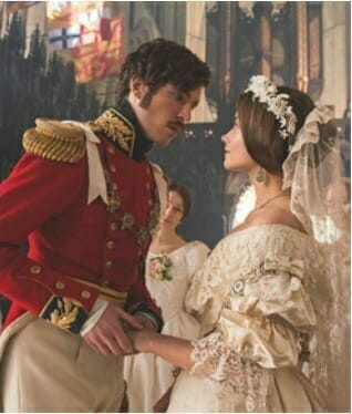 Victoria and Albert were married at the Chapel Royal in St James's Palace at 1 pm on Monday, February 10th, 1840.