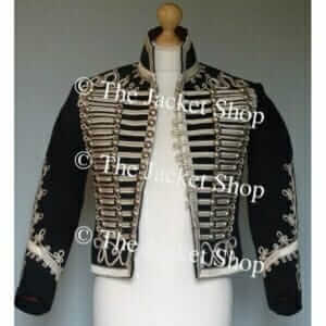 Adam-Ant-Style-Hussars-Jacket-in-Silver