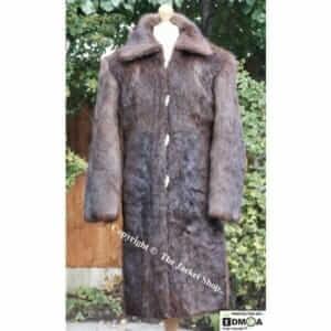 Brad-Pitt-Fight-Club-Fur-Coat-Tyler-Durden-Jacket