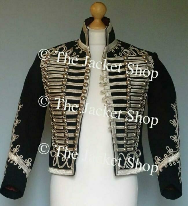 Adam Ant Style Jacket