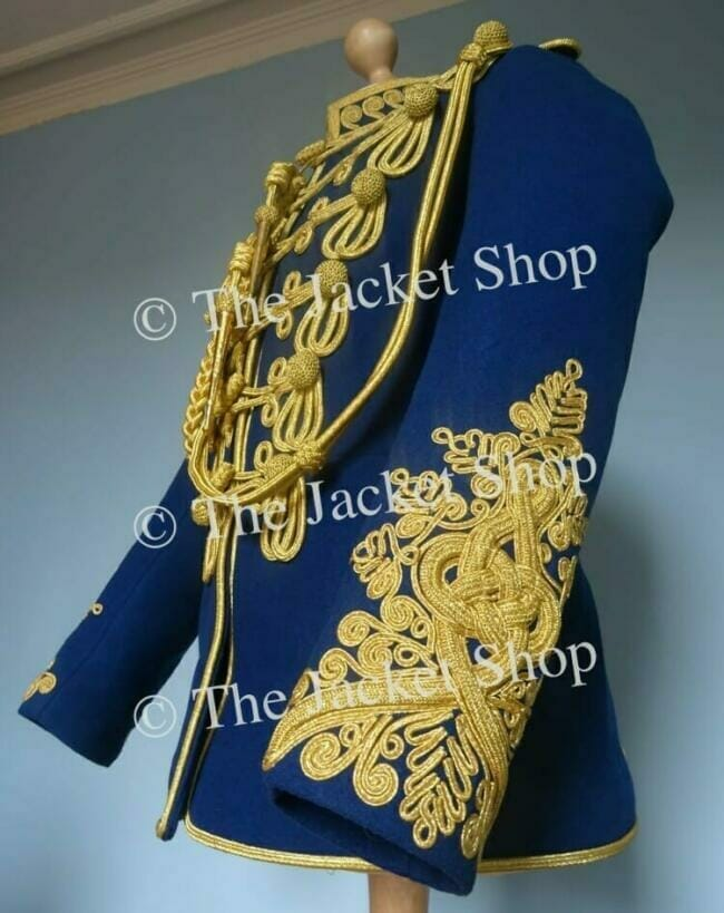 Hussar Officers Tunic
