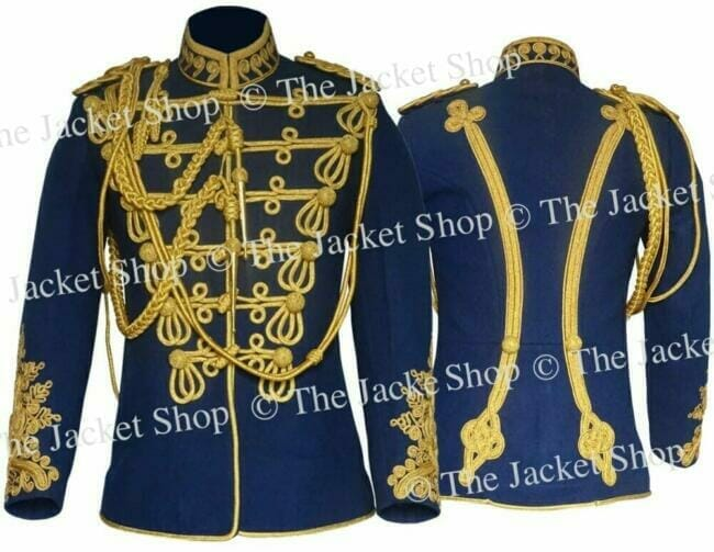 Hussar Officers Tunic 1881-1892