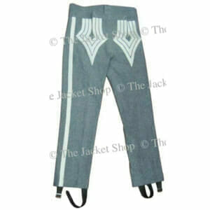 Fall Front Artillery Breeches Trousers