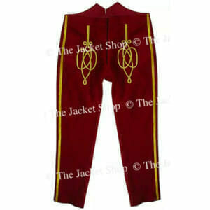 Hussars Military Trousers in any Colour