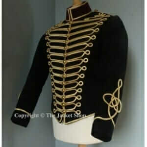 Ladies Military Style Jacket