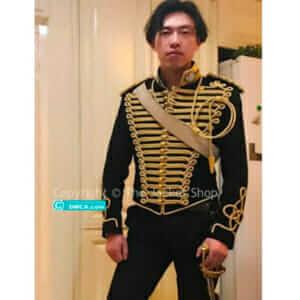 Duelists Military Uniform - Tunic , Jacket & Trousers