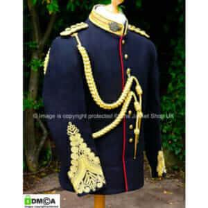 Royal Marine Artillery Uniform Tunic Jacket 1881
